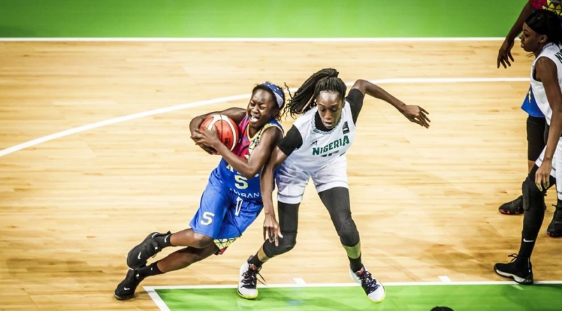 VIDEO: D'TIGRESS OUSTS DR CONGO, BOOKS AFROBASKET SEMIFINAL SLOT