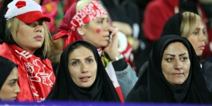 IRAN BREAKS 40-YEAR TRADITION; ALLOWS WOMEN TO WATCH 2022 FIFA WORLD CUP QUALIFIER