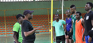 NIGERIA TARGETS 1ST AFRICAN GAMES VOLLEYBALL GOLD MEDAL OUTSIDE NIGERIA