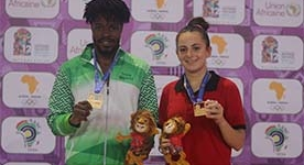 OLAJIDE OMOTAYO IS AFRICAN GAMES CHAMPION