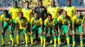 SOUTH AFRICA CAUSES CONFUSION AT AFRICAN GAMES FOOTBALL EVENT