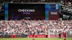 FIFA WANTS UNIFORM GLOBAL USE OF VAR