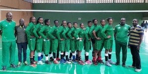 NIGERIA LOSE TO EGYPT IN VOLLEYBALL OLYMPIC QUALIFIER