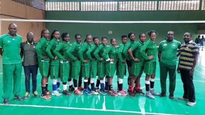 NIGERIA VOLLEYBALL FEDERATION RELEASE LIST OF PLAYERS FOR 2019 AFRICAN GAMES
