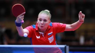 RUSSIAN STAR AIMS FOR OLYMPICS POINTS AT NIGERIA OPEN