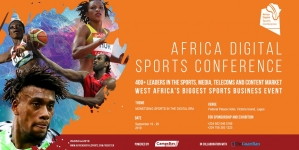 AFRICA DIGITAL SPORTS CONFERENCE GETS A NEW VENUE AND DATE