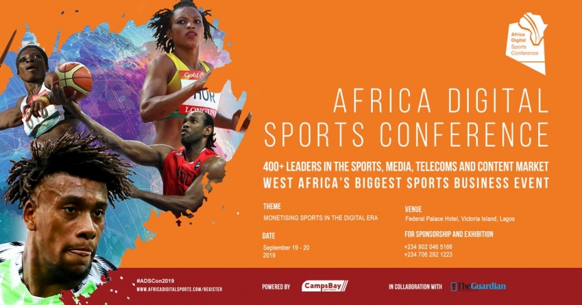 AS ROMA HEAD OF STRATEGY SPEAKS AT THE AFRICA DIGITAL SPORTS CONFERENCE