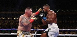 ANDY RUIZ JR TURNS DOWN SAUDI ARABIA FOR REMATCH WITH ANTHONY JOSHUA