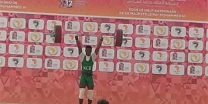 AFRICAN GAMES: FOR NIGERIA, IT'S LIFTING OF MEDALS AT WEIGHTLIFTING EVENTS