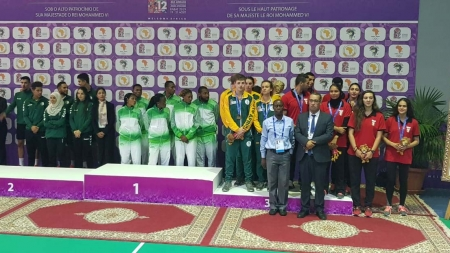 WHAT A RUSH! TEAM NIGERIA BEGIN GOLD RUSH AT AFRICAN GAMES