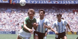 FIRST SCORER IN ARGENTINA WORLD CUP WIN, JOSE LUIS BROWN IS DEAD