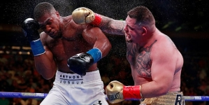 AMNESTY INTERNATIONAL CONDEMNS ANTHONY JOSHUA'S REMATCH WITH ANDY RUIZ JR