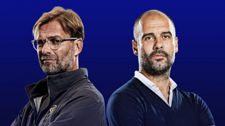 JURGEN KLOPP, PEP GUARDIOLA COMMEND 'HEADS-UP CAMPAIGN' AHEAD OF COMMUNITY SHIELD MATCH