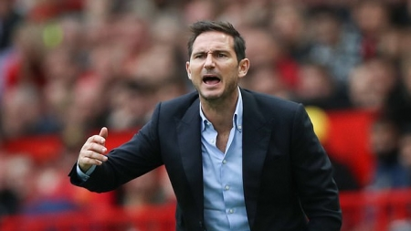 HUMILIATED FRANK LAMPARD HITS BACK AT MOURINHO