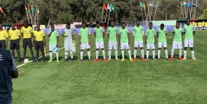 FLYING EAGLES OUST HOSTS, MOROCCO TO GET TO MEDAL ZONE OF 12TH AFRICAN GAMES