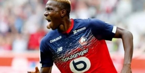 VICTOR OSIMHEN BECOMES A SCORING DEBUTANT AT LILLE