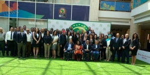 FATMA SAMOURA, FIFA GENERAL DELEGATE FOR CAF ASSUMES DUTIES
