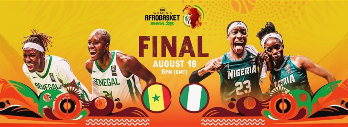 VIDEO:BIG DAY IN DAKAR AS DEFENDING CHAMPIONS, NIGERIA FACE HOSTS SENEGAL IN AFROBASKETWOMEN 2019 FINAL