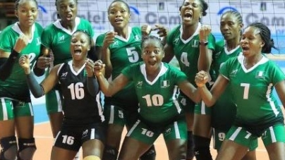BREEZY START FOR NIGERIAN WOMEN IN AFRICAN GAMES' BEACH VOLLEYBALL