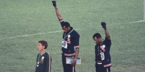 50 YEARS AFTER, AMERICA TO HONOUR PROTESTING 'BLACK POWER' OLYMPIC MEDALLISTS