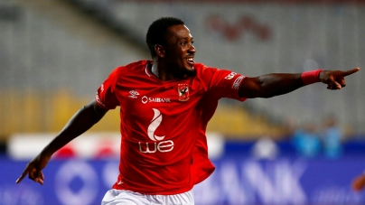 AL AHLY BANKS ON NIGERIA'S JUNIOR AJAYI FOR ANOTHER SPECIAL DELIVERY