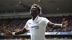 TAMMY ABRAHAM HITS HAT-TRICK AS CHELSEA PUT FIVE PAST WOLVES
