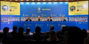 BRAZIL LINE OUT JESUS, NEYMAR AGAINST NIGERIA, SENEGAL
