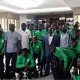 CHAN: AMBASSADOR CHARGES SUPER EAGLES TO FLY OVER TOGO'S SPARROW HAWKS