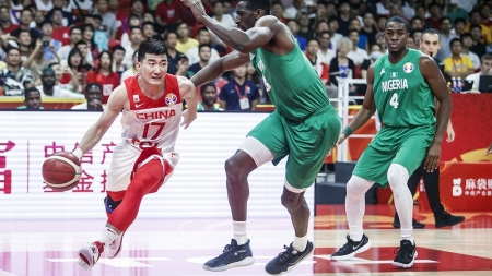 BREAKING: NIGERIA'S D'TIGERS SNATCH OLYMPIC TICKET FROM ASIAN TIGERS' BROTHER'S JAWS