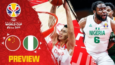 VIDEO: OLYMPIC GAMES' TICKET IN VIEW AS NIGERIA'S D'TIGERS FACE HOSTS, CHINA AT FIBA WORLD CUP