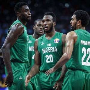 NIGERIA'S D'TIGERS RANKED 17TH AT FIBA WORLD CUP
