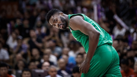 HONOUR-HUNGRY NIGERIA'S D'TIGERS TEAR SOUTH KOREA TO PIECES AT FIBA WORLD CUP
