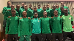 NIGERIA'S GOLDEN EAGLETS TACKLE HOSTS, TURKEY IN UEFA/CAF PRE U17 WORLD CUP TOURNEY