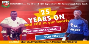 FIRE BRIGADE ALARM MAY SOUND IN MEMORY OF IWUANYANWU NATIONALE AIR CRASH VICTIMS