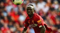 LIVERPOOL'S SADIO MANE HITS 50 IN UNBEATEN HOME RUN AT ANFIELD