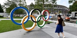 CONTROVERSY ARISE AS TOKYO OLYMPICS FACE RISING SUN FLAGS STORM