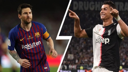 MESSI EXPLAINED WHY RONALDO AND HIMSELF ARE RIVALS