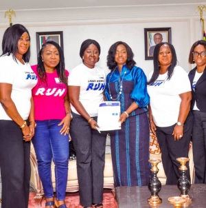 2019 LAGOS WOMEN RUN WILL BE BETTER