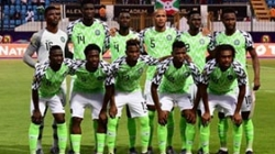 NIGERIA DROPS ONE STEP IN FIFA RANKING