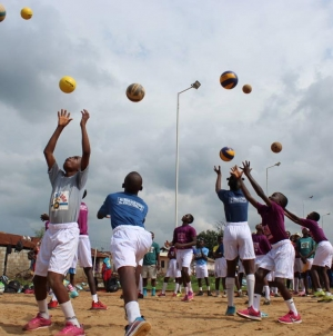 VOLLEYBALL:  OVER 100 BALLS EXPECTED IN NIGERIA SAYS PRINCE OMISORE
