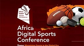 ALL SET FOR AFRICA DIGITAL SPORTS CONFERENCE
