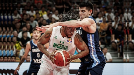 NIGERIA'S D'TIGERS TURNED ARGENTINA'S STEPPING STONE INTO FIBA WORLD CUP 2ND PHASE