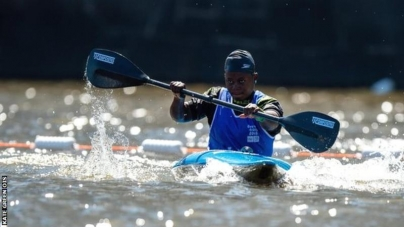 AFRICAN GAMES RABAT 2019 FALL OUT: AYOMIDE BELLO GETS OLYMPIC TICKET IN CANOEING