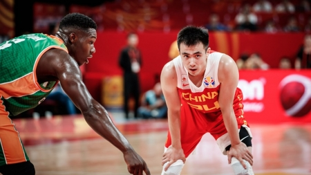 COTE D'IVOIRE LOSES OPENING FIBA WORLD CUP MATCH