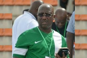 NFF GENERAL SECRETARY, SANUSI, BABAGANA KALI ON FIFA CAF DUTIES
