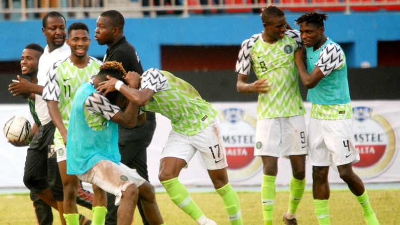 WITH NIGERIA'S 5-STAR PERFORMANCE, AFCON U-23  FIELD IS COMPLETED