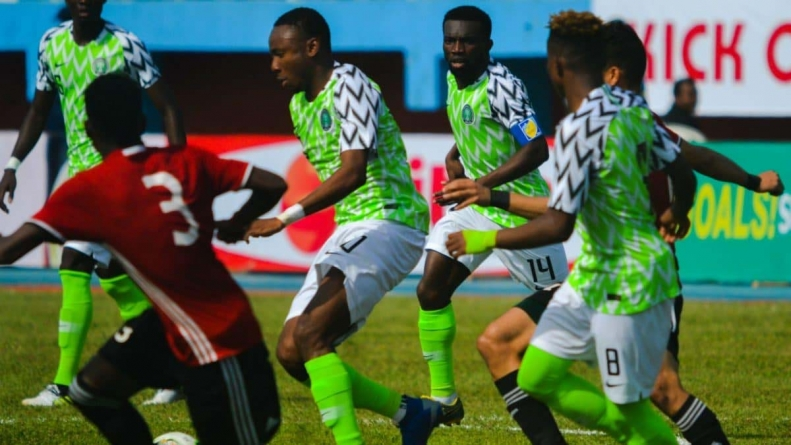 HOW NIGERIA QUALIFIED FOR 2019 U23 AFCON FINALS