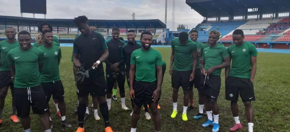 NIGERIA SPELLS SUDAN WITH GOALS TO ADVANCE TO EGYPT 2019
