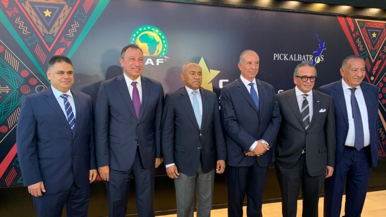CAF TAKES ITS AWARDS TO THE RED SEA IN EGYPT