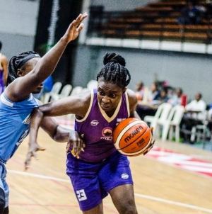 FIRST BANK, AIR WARRIORS WINS AS BASKETBALL LEAGUE TAKES SHAPE